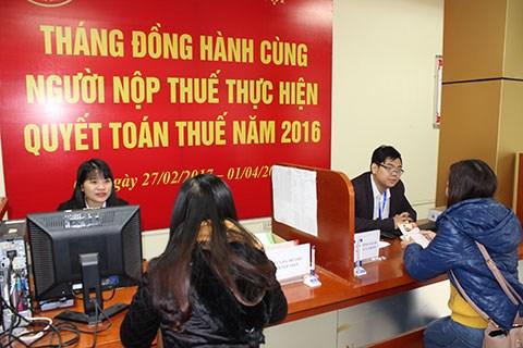 Cục Thuế Hà Nội: Hỗ trợ tối đa cho người quyết toán thuế