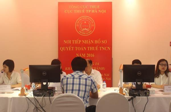 Cục Thuế Hà Nội: Chuyển biến tích cực trong hoạt động quyết toán thuế