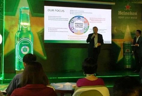 Heineken Việt Nam nộp thuế 14.000 tỷ đồng