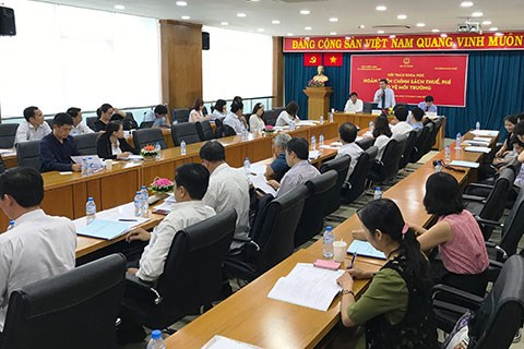 Khuyến khích doanh nghiệp đổi mới công nghệ vì môi trường