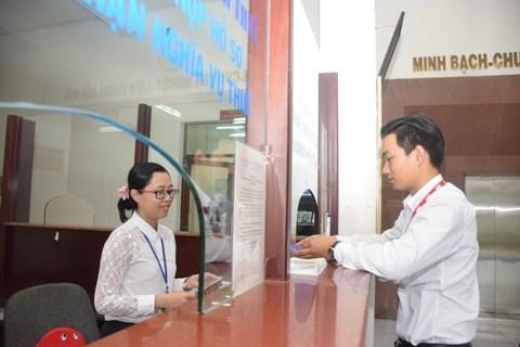 Giao nhiệm vụ thu nợ đến từng cán bộ thuế