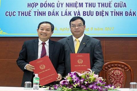 Đắk Lắk mở rộng ủy nhiệm thu thuế theo phương pháp khoán