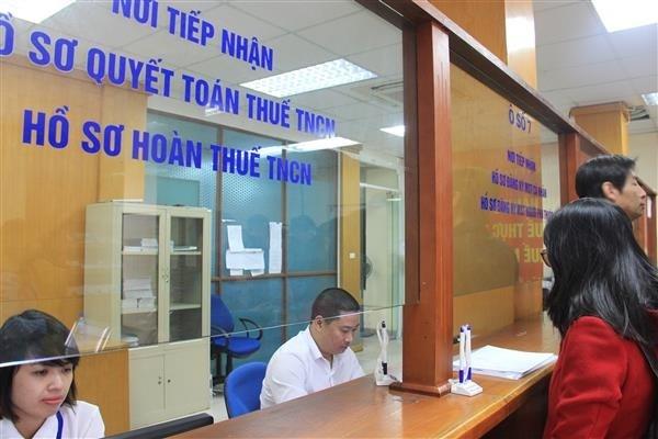 """Cục Thuế Hà Nội: """"Nước rút"""" hoàn thành nhiệm vụ thu ngân sách"""