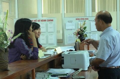 Cục Thuế Ninh Thuận điện tử hóa thủ tục hành chính