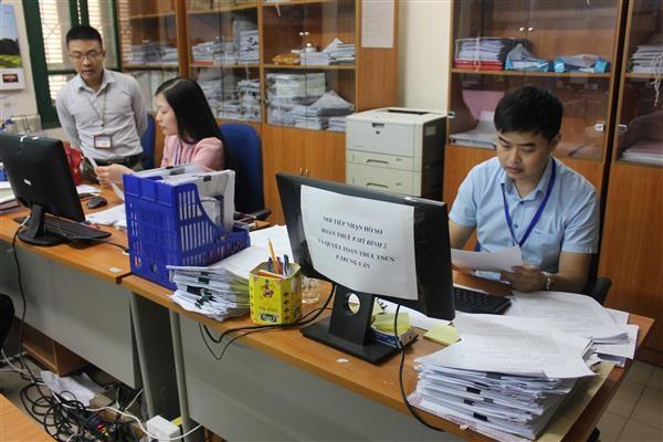 Sắp xếp Chi cục Thuế, đảm bảo đoàn kết thống nhất nội bộ