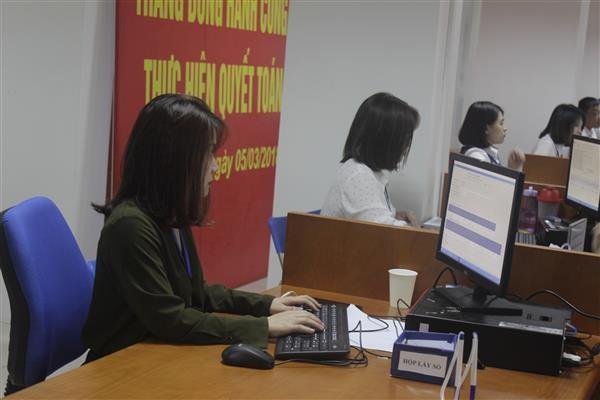Chấn chỉnh công tác quản lý khai thuế