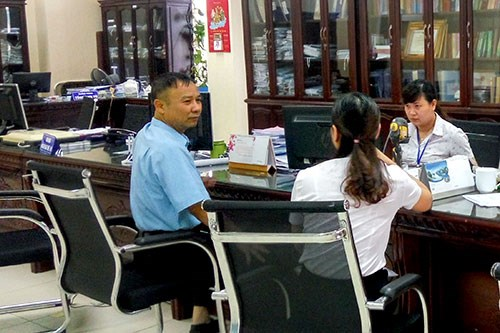 Thái Nguyên tiếp tục dẫn đầu cả nước về nộp thuế điện tử