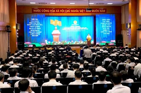 Cục Thuế TP. Hồ Chí Minh: Thu hơn 2.698 tỷ đồng qua thanh, kiểm tra