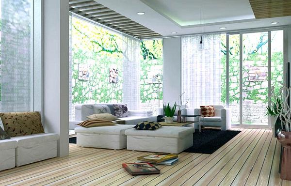 Cách thiết kế để đem ánh sáng vào nhà giúp không gian thoáng rộng - Ảnh 1
