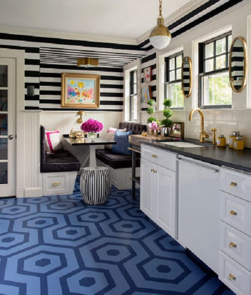 9 ý tưởng cải thiện không gian bếp nhỏ hẹp - Ảnh 8