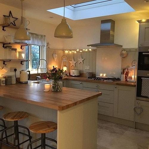 9 ý tưởng cải thiện không gian bếp nhỏ hẹp - Ảnh 9