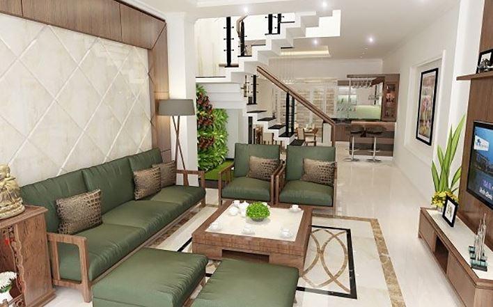 Nguyên tắc thiết kế nội thất phòng khách nhà ống - Ảnh 3