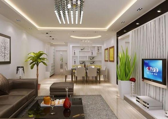 Nguyên tắc thiết kế nội thất phòng khách nhà ống - Ảnh 4