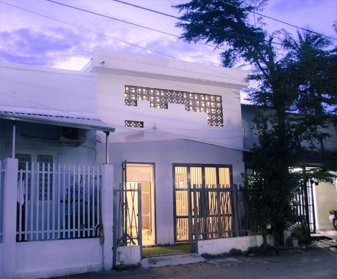 Mẫu nhà phố 1 trệt gác lửng siêu đẹp với chi phí 500 triệu đồng - Ảnh 1