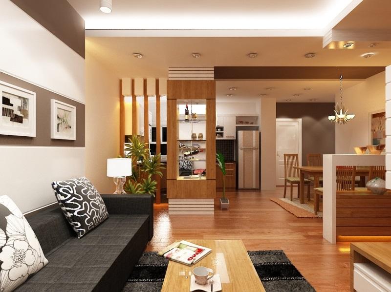 5 yếu tố giúp bạn thiết kế nội thất chung cư ấn tượng - Ảnh 4
