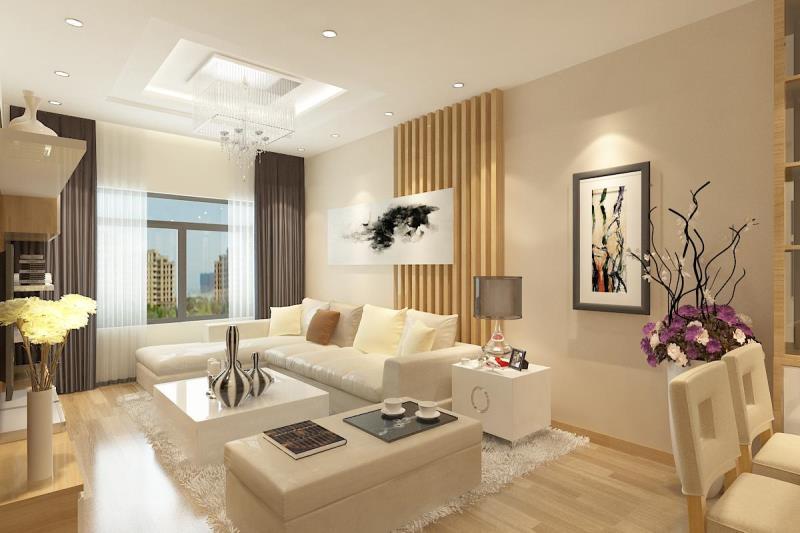 5 yếu tố giúp bạn thiết kế nội thất chung cư ấn tượng - Ảnh 1