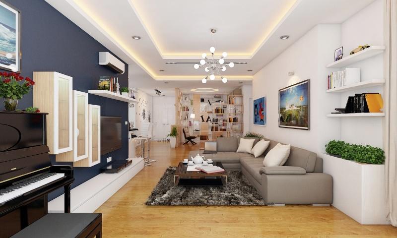 5 yếu tố giúp bạn thiết kế nội thất chung cư ấn tượng - Ảnh 2
