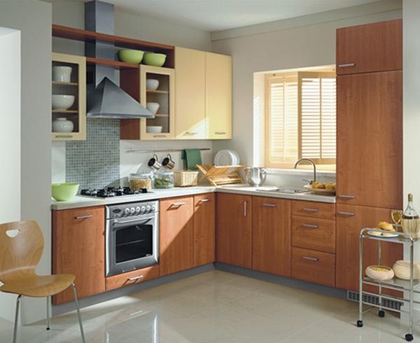 Những bí quyết đơn giản giúp căn bếp nhỏ hẹp trở nên rộng thoáng - Ảnh 4