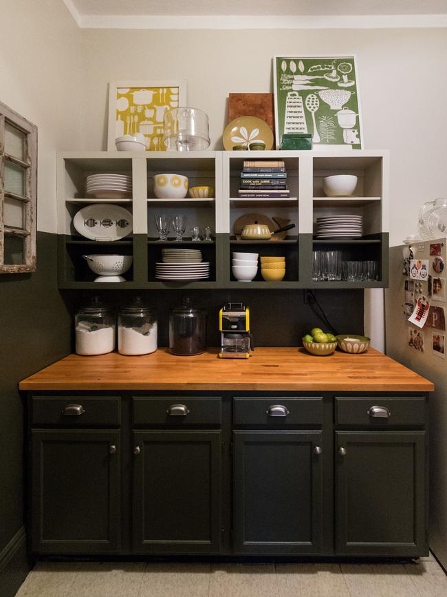 Những bí quyết đơn giản giúp căn bếp nhỏ hẹp trở nên rộng thoáng - Ảnh 5