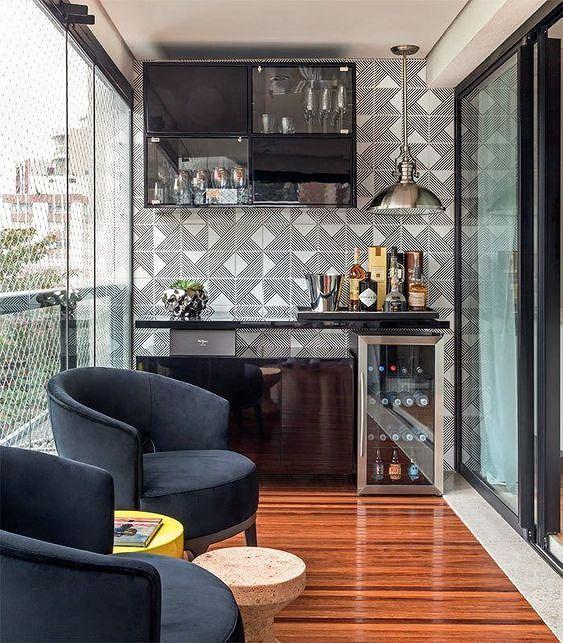 Ý tưởng trang trí ban công chung cư vừa đẹp vừa an toàn - Ảnh 4