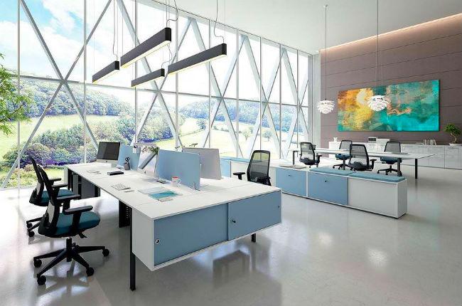 Cách thiết kế nội thất văn phòng phù hợp xu hướng hiện nay - Ảnh 4