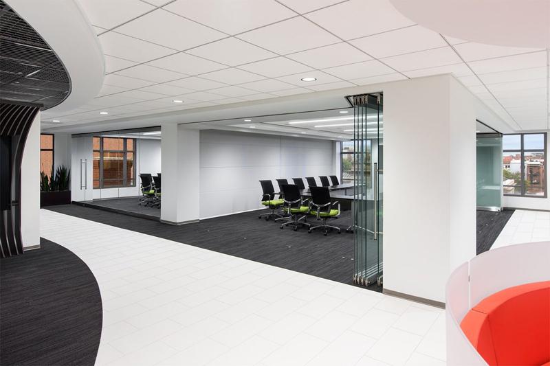 Cách thiết kế nội thất văn phòng phù hợp xu hướng hiện nay - Ảnh 1