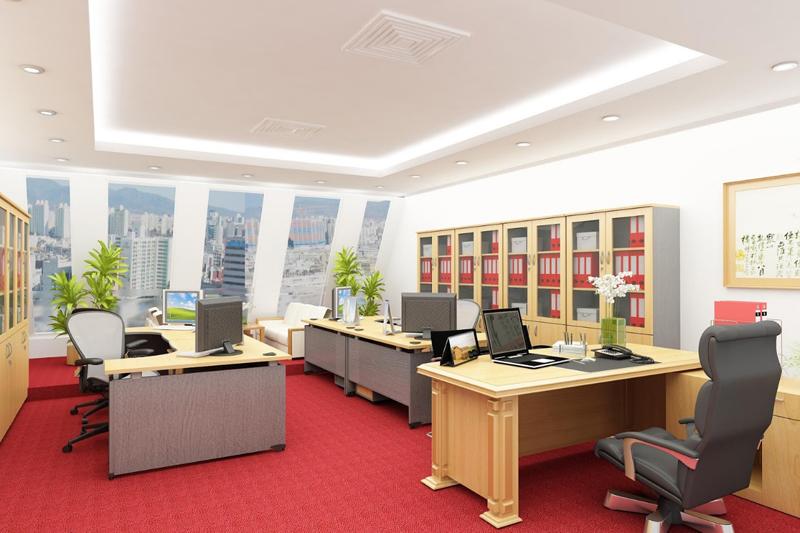 Cách thiết kế nội thất văn phòng phù hợp xu hướng hiện nay - Ảnh 3