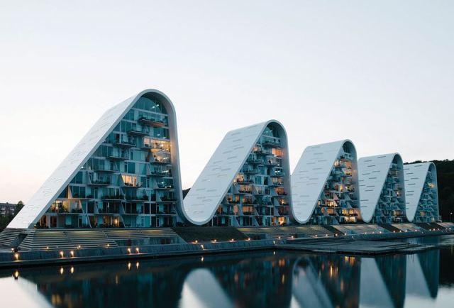 Những tòa chung cư có một không hai trên thế giới - Ảnh 2