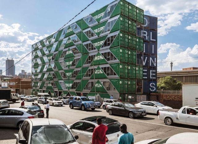 Những tòa chung cư có một không hai trên thế giới - Ảnh 3