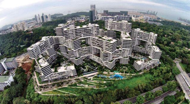 Những tòa chung cư có một không hai trên thế giới - Ảnh 4