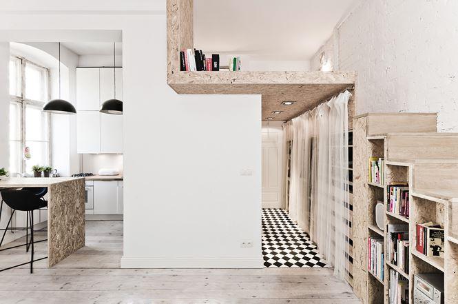 Nhà nhỏ bỗng rộng thênh thang nhờ thiết kế thông minh - Ảnh 3