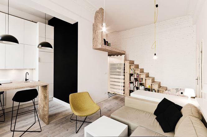 Nhà nhỏ bỗng rộng thênh thang nhờ thiết kế thông minh - Ảnh 4