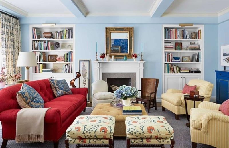 Những sai lầm khi thiết kế và bố trí nội thất phòng khách - Ảnh 3