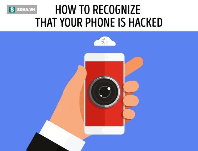 6 dấu hiệu nhận biết smartphone của bạn có thể đang bị hack và cách phòng ngừa - Ảnh 2.