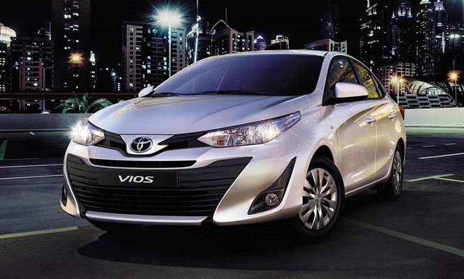 Những mẫu xe sedan có giá dưới 600 triệu đồng - Ảnh 1