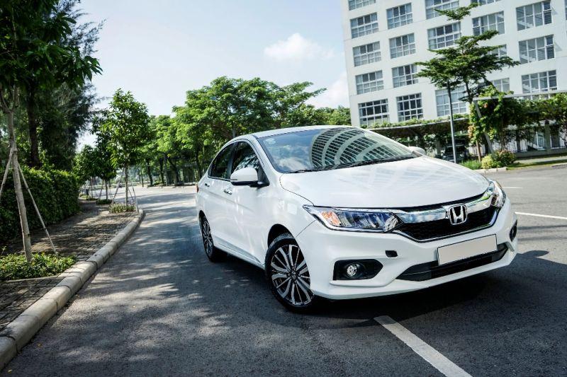 Những mẫu xe sedan có giá dưới 600 triệu đồng - Ảnh 5