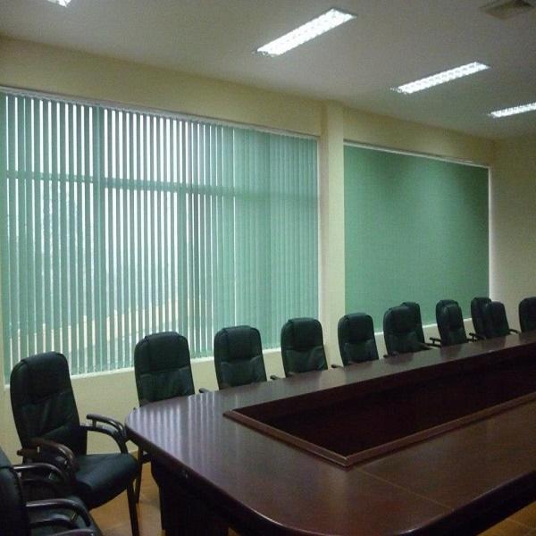 Các loại rèm cửa phù hợp với nội thất văn phòng - Ảnh 1