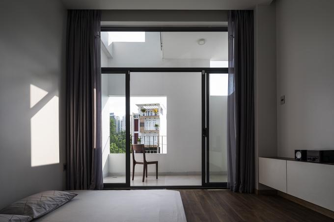 """Chiếc cầu thang """"níu chân"""" khách trong ngôi nhà Sài Gòn - Ảnh 12"""