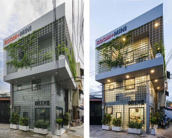 """Đất 18 m2, gia chủ Sài Gòn làm nhà """"ba trong một"""" - Ảnh 1"""