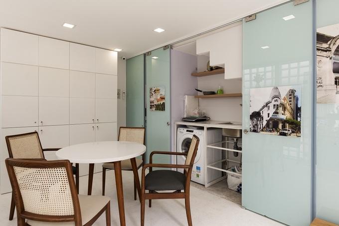 """Đất 18 m2, gia chủ Sài Gòn làm nhà """"ba trong một"""" - Ảnh 4"""