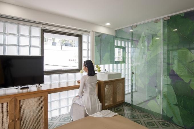 """Đất 18 m2, gia chủ Sài Gòn làm nhà """"ba trong một"""" - Ảnh 5"""