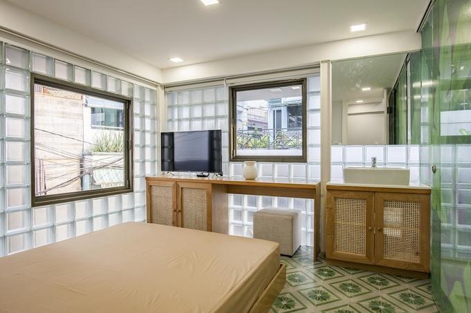 """Đất 18 m2, gia chủ Sài Gòn làm nhà """"ba trong một"""" - Ảnh 7"""