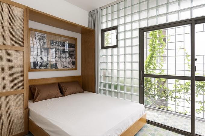 """Đất 18 m2, gia chủ Sài Gòn làm nhà """"ba trong một"""" - Ảnh 9"""