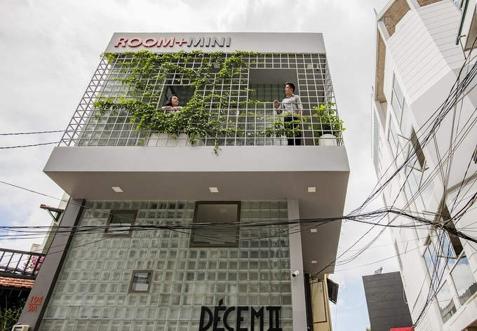 """Đất 18 m2, gia chủ Sài Gòn làm nhà """"ba trong một"""" - Ảnh 13"""