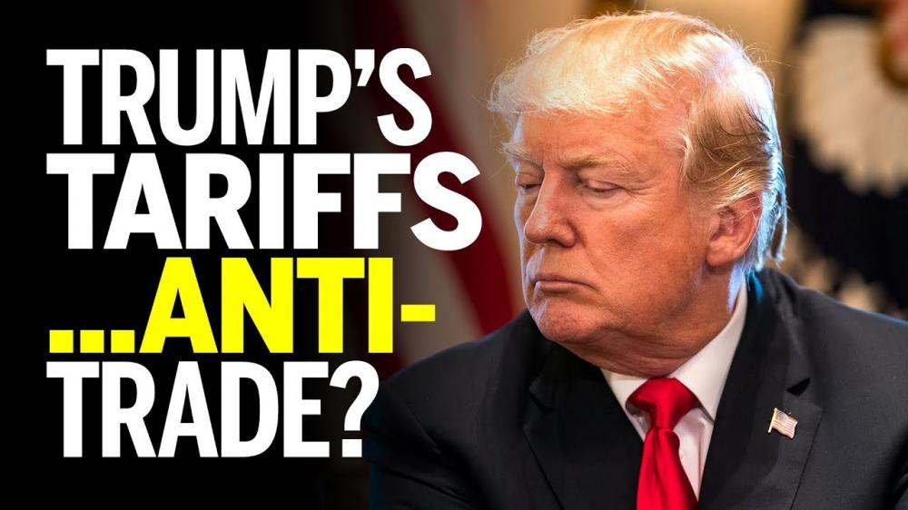_0 00 AntiTrade Trump tariffs