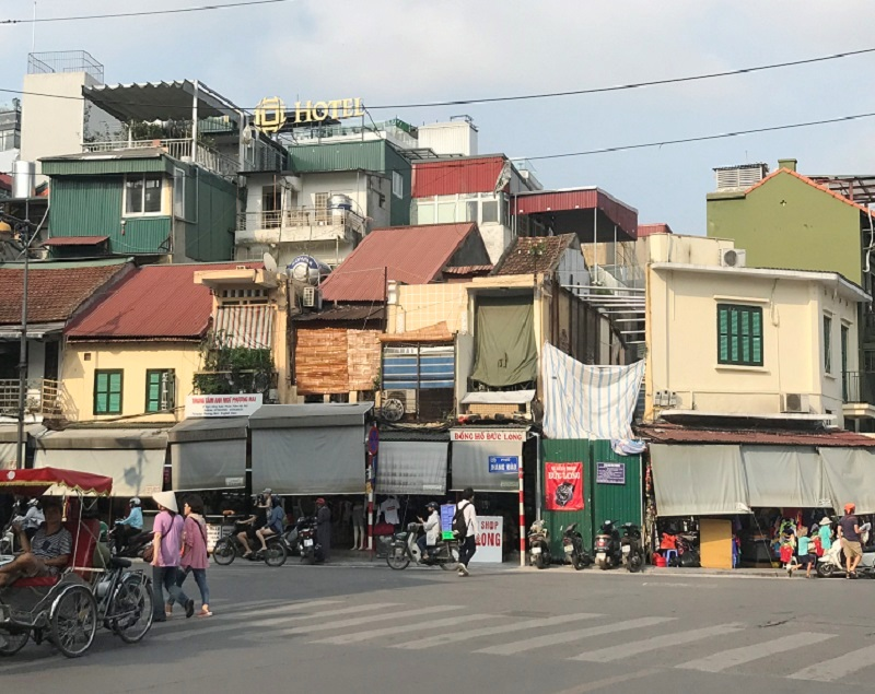 Hà Nội: Nhiều tuyến phố tại trung tâm có giá đắt ngang New York, Paris - Ảnh 2