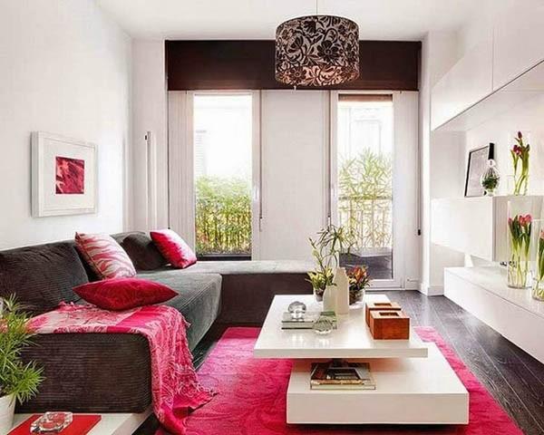 Cách thiết kế phòng khách căn hộ chung cư có diện tích nhỏ - Ảnh 3