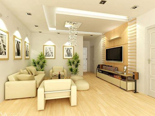 Cách thiết kế phòng khách căn hộ chung cư có diện tích nhỏ - Ảnh 4