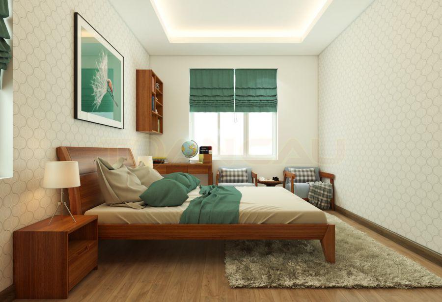 Cách thiết kế nội thất nhà liền kề khoa học, sang trọng - Ảnh 2