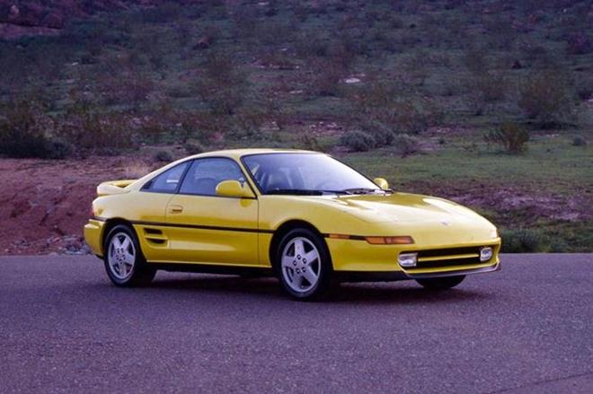 9 mẫu xe đình đám một thời của hãng xe Nhật Bản Toyota - Ảnh 8